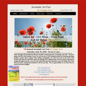 Avondale Art Fair & Ginger Fest