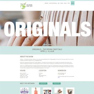 Originals - The Spring Craft Sale Ottawa